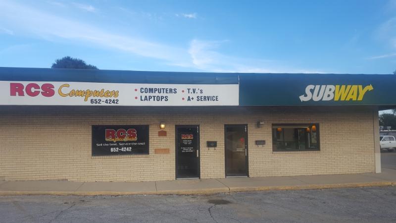 RCS Computer Sales & Service of Maquoketa, Iowa